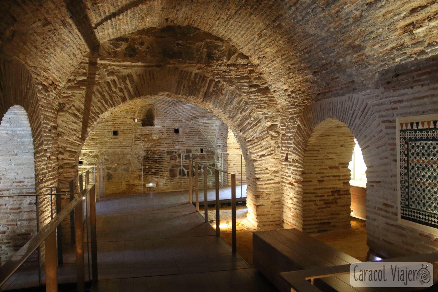 Toledo bóvedas hidráulicas