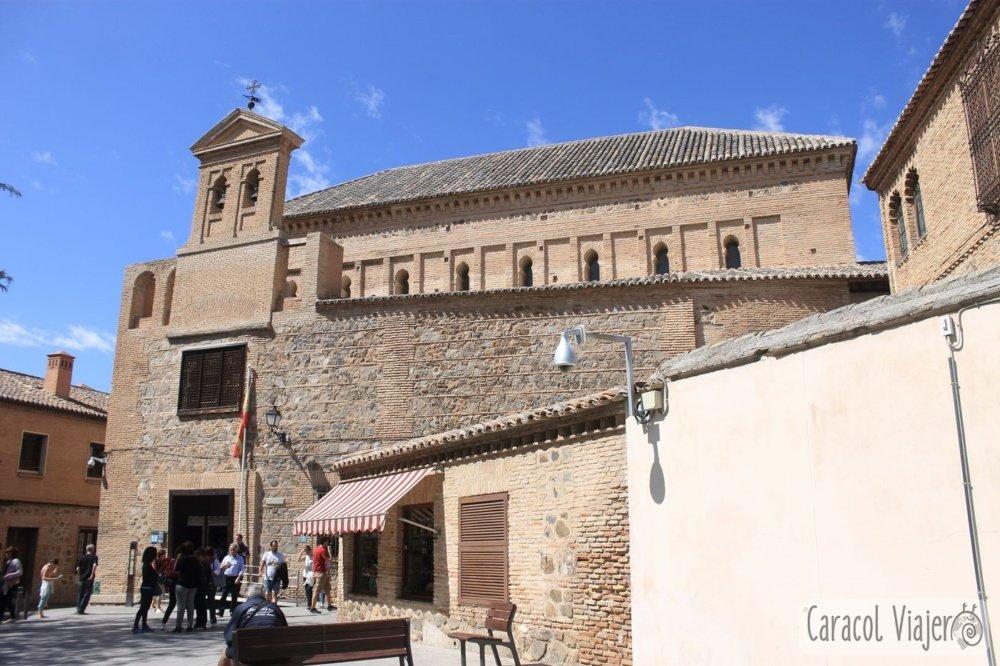 Sinagoga mejor conservada Toledo