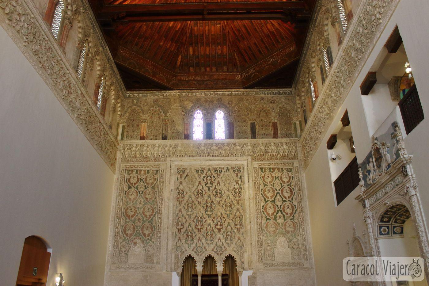 Sinagoga de Toledo qué visitar