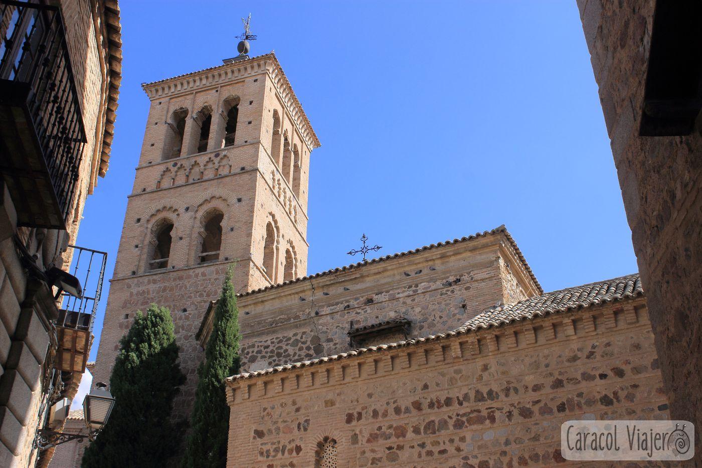 Iglesia de San Román y Concilio de los Visigodos