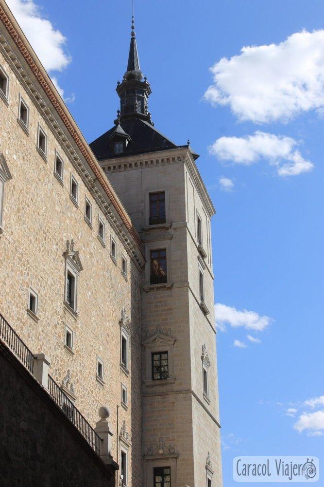 Alcázar de Toledo y Museo del Ejército