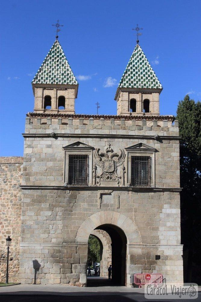 Toledo, Puerta de la Bisagra