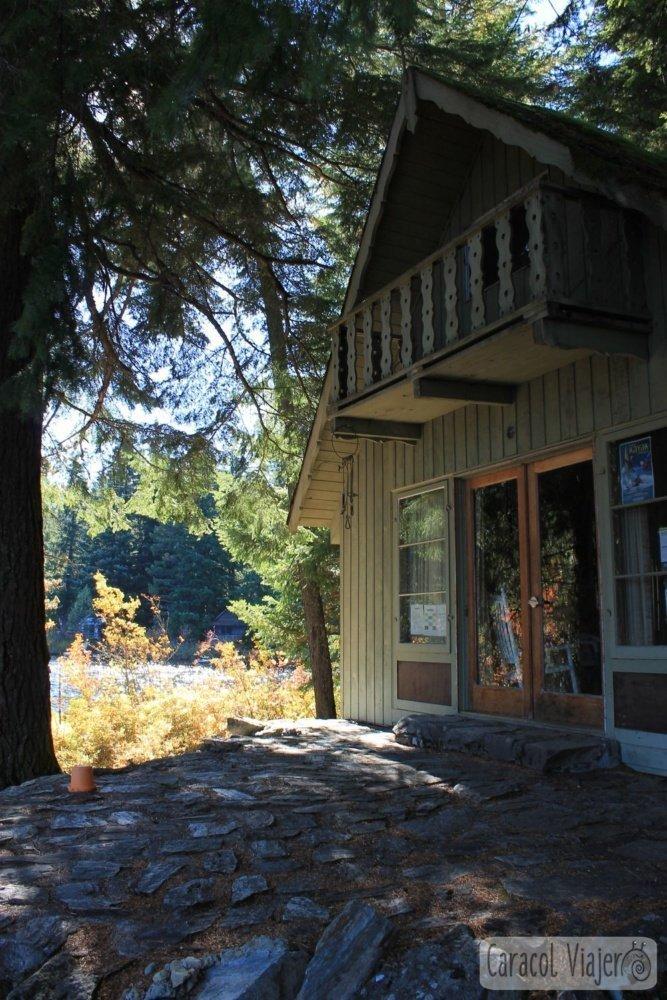 casetas lagos Whistler