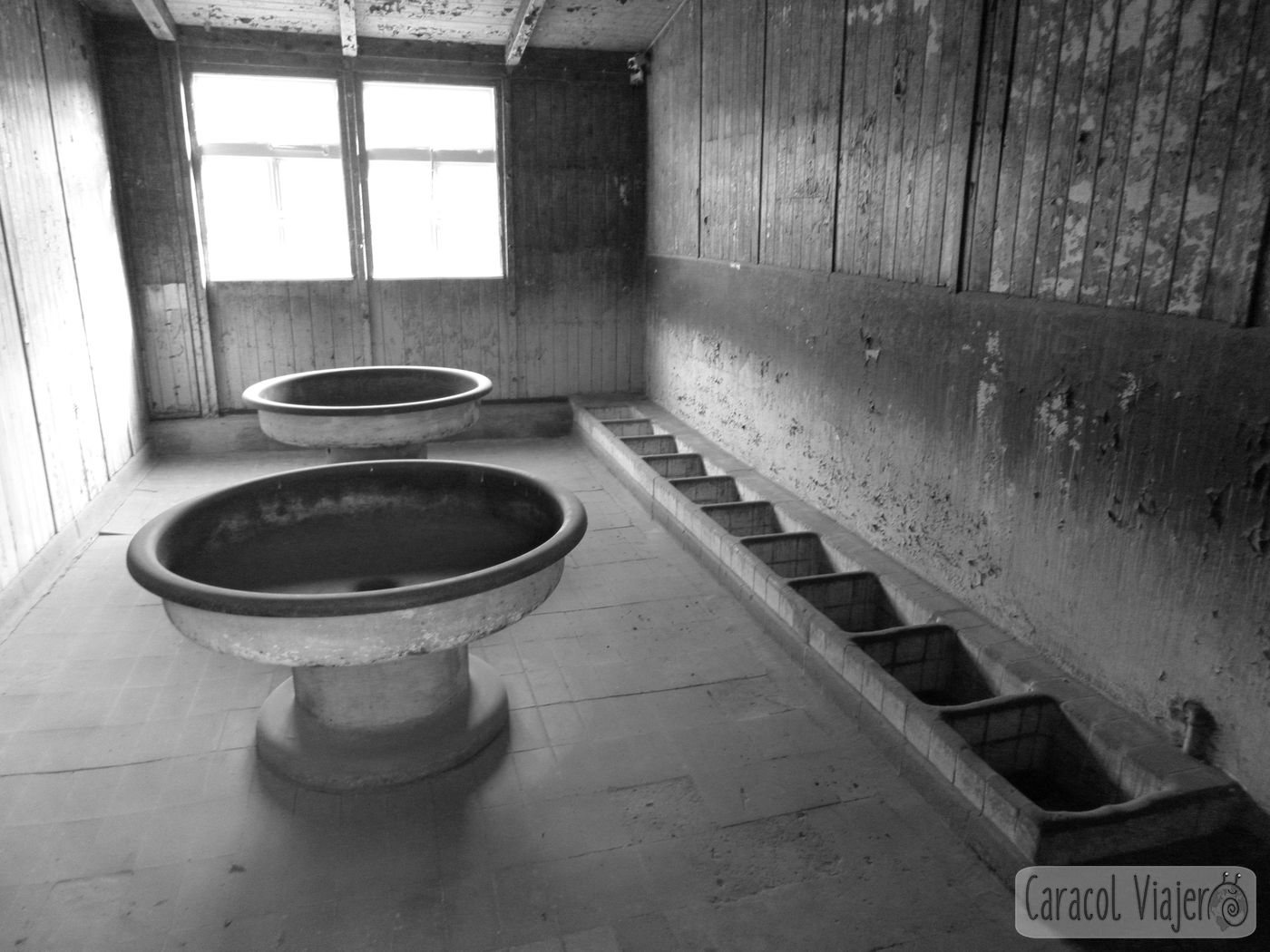 Sachsenhausen lavaderos