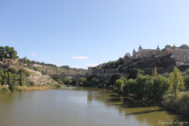 Tajo en Toledo