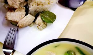 Pollo con curry verde tailandés | 20 minutos