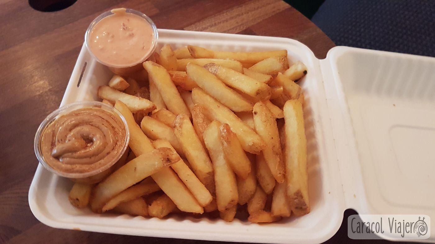 Reikiavik patatas fritas