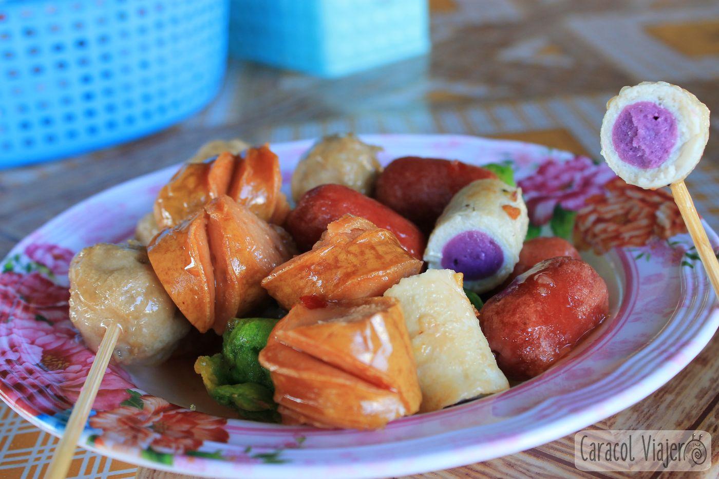 Comer en Thaton