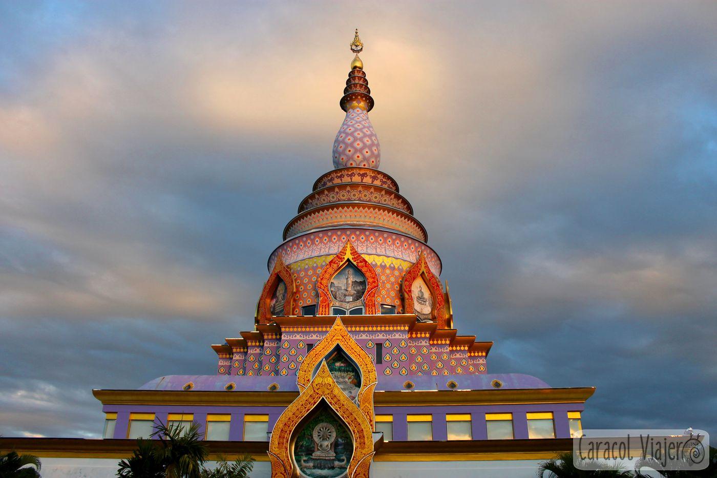 Thaton Wat Templo