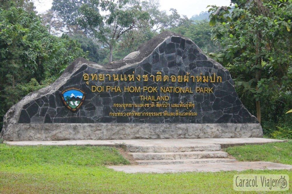 Parque Nacional Doi Fah Hom Pok