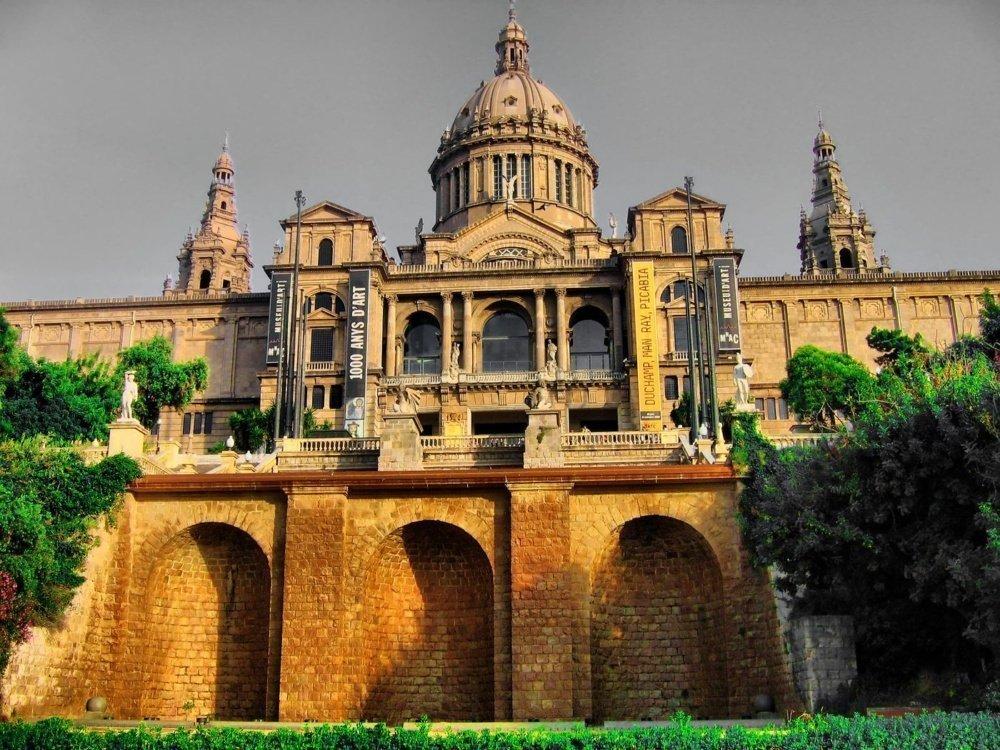Museo Nacional de Arte de Catalunya Barcelona