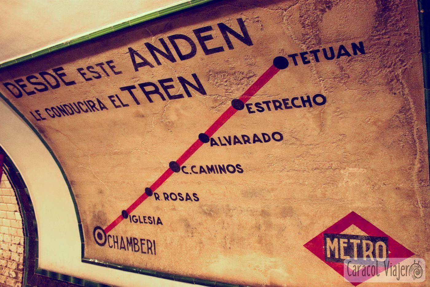 Línea 1 Andén 0