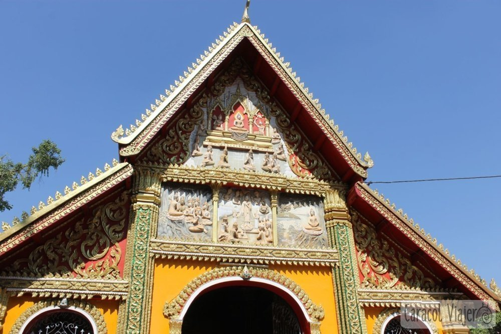 Wat Si Muang templo Vientián