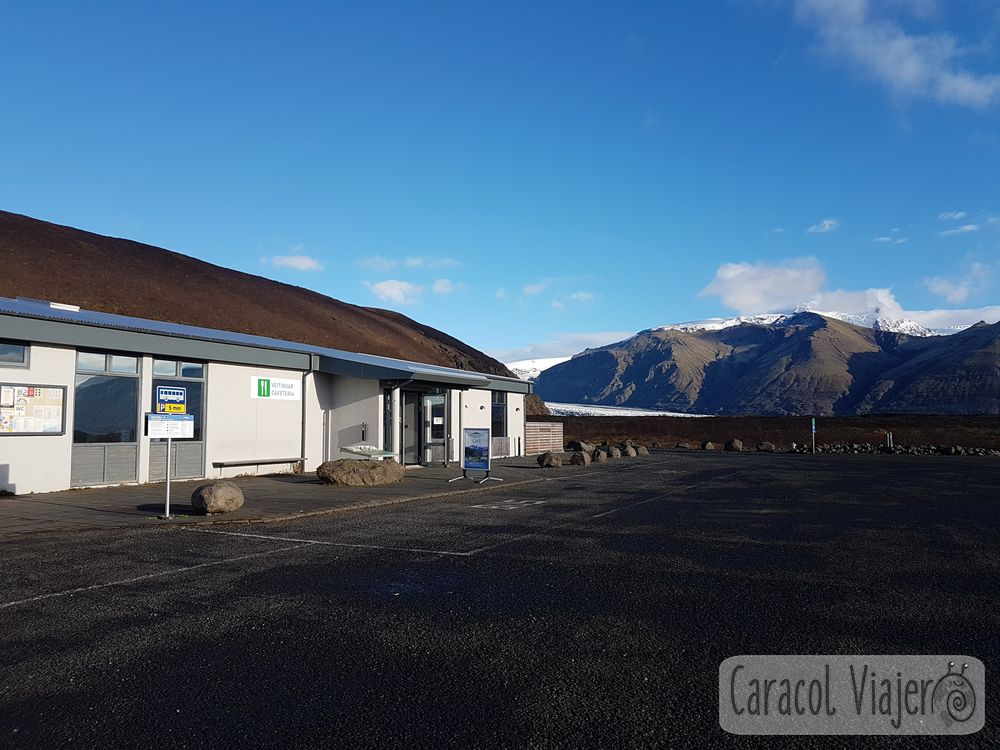 Parque Nacional Vatnajökull/Saftafell