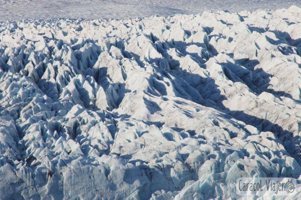 Montañas de hielo Fjallsárlón