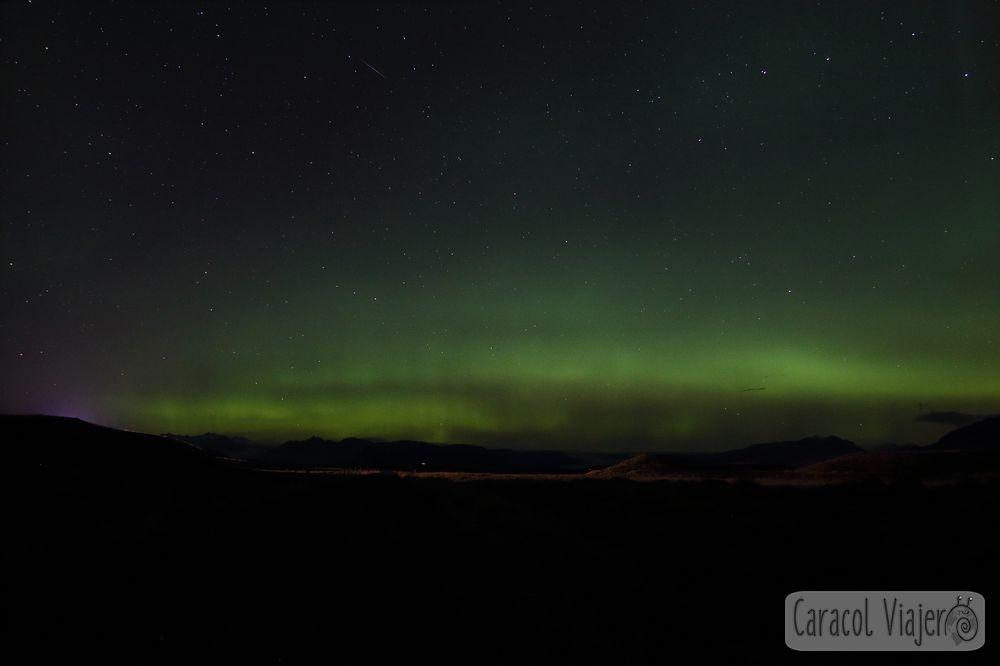 auroras boreales en Höfn
