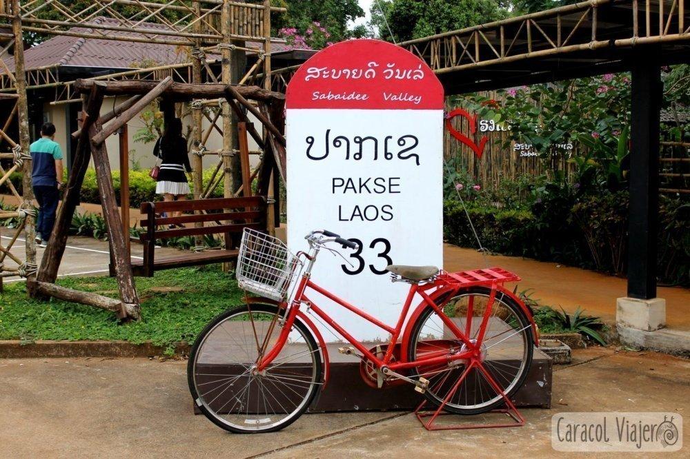 Sabaidee Valle sur de Laos