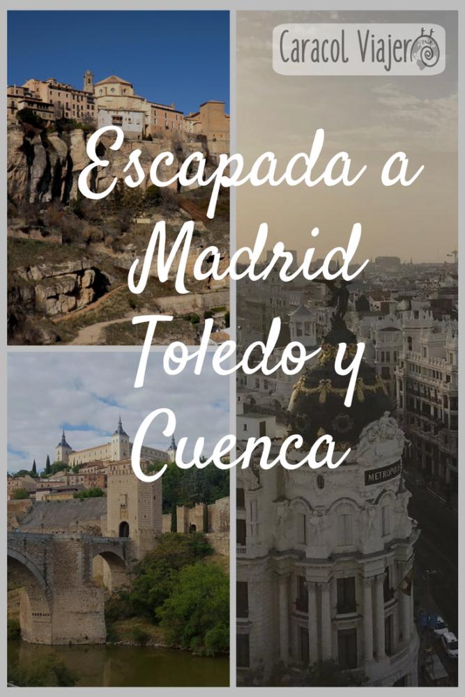 Escapadas por España, Madrid