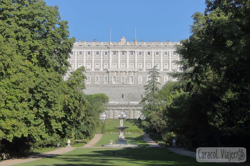 Lugares imprescindibles que ver en España - Campo del Moro