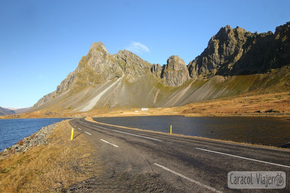 Djúpivogur coastline - Islandia