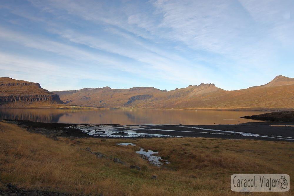 Fiordos islandeses