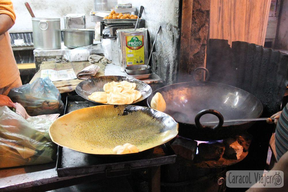 qué comer en Amritsar y el templo dorado