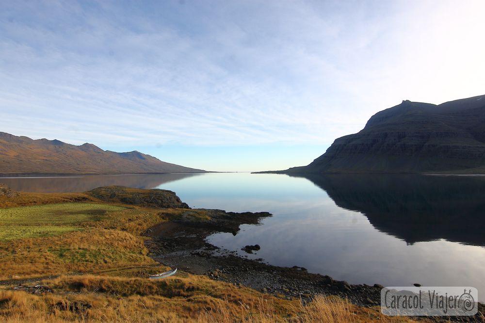 Fiordos islandeses ruta Ring road