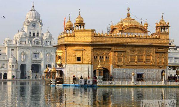 ¿Cuántos días en Amritsar y su templo dorado?
