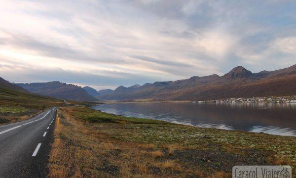 Fiordos islandeses, ruta este de la Ring Road