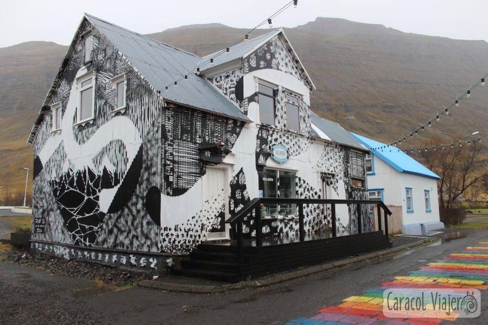 Seyðisfjörður Islandia