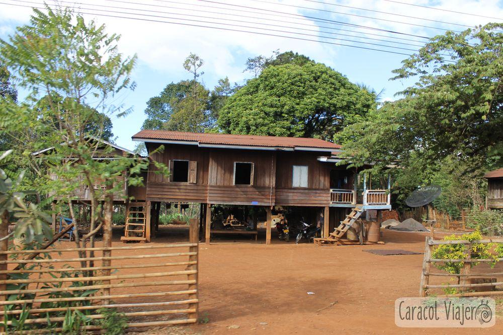 Casas en Bolaven Plateau