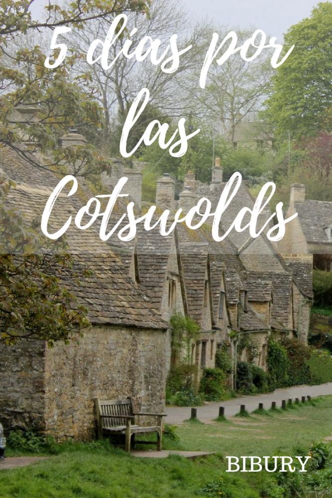 La campiña inglesa - Cotwolds, escapada Semana Santa