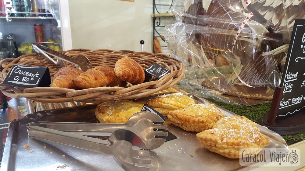 Sur de Francia panadería