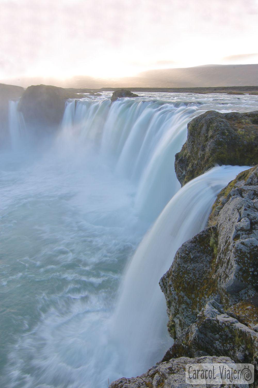 qué ver en Islandia Goðafoss