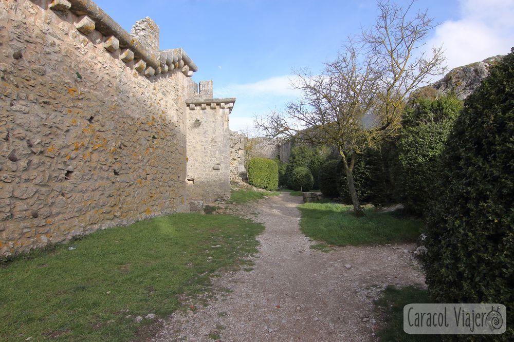 visitar el castillo de Peyrepertuse