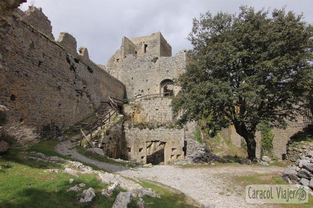 Ruta de los castillos sur de Francia