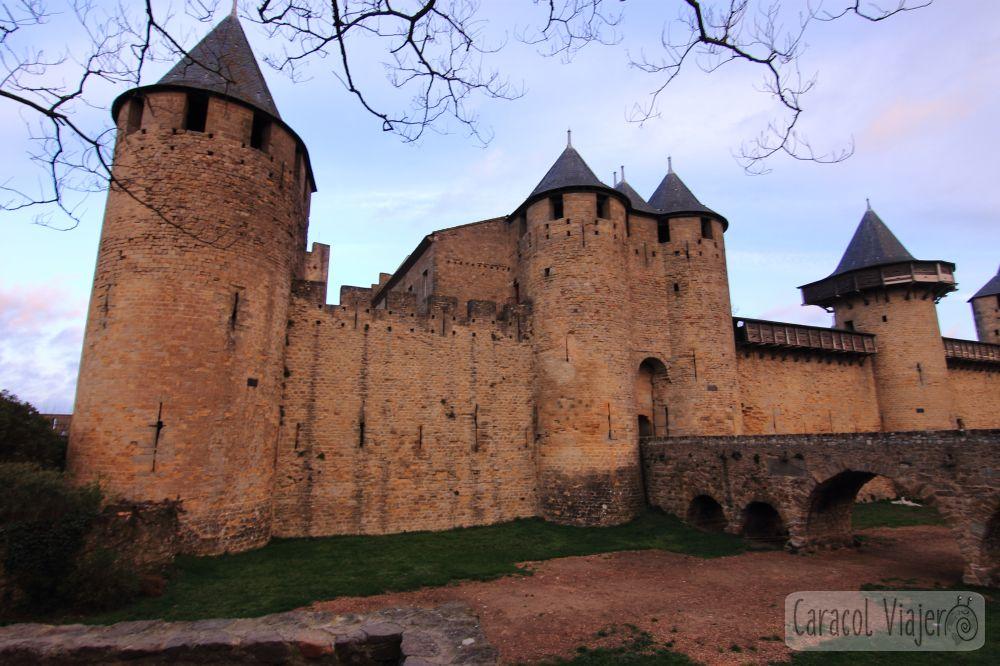 Castillo de Carcasona