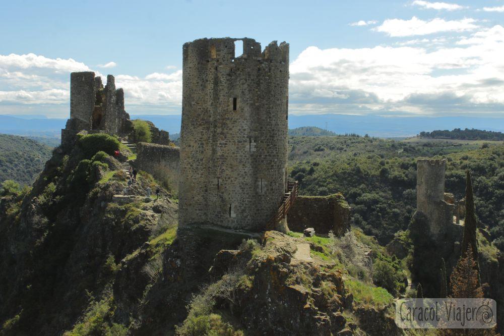 Torre Cabaret vistas