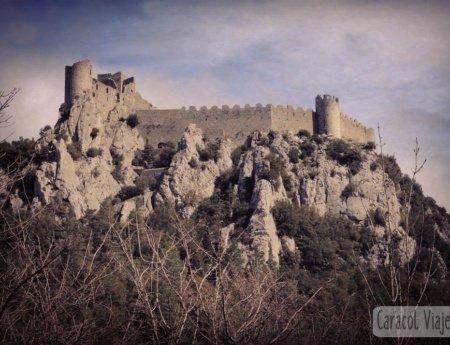 Ruta de los cátaros – Castillos de Montségur, Puilaurens y Puiverd
