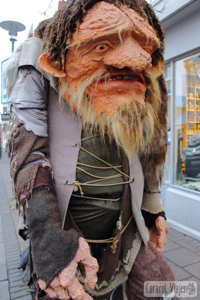 Un trol islandés