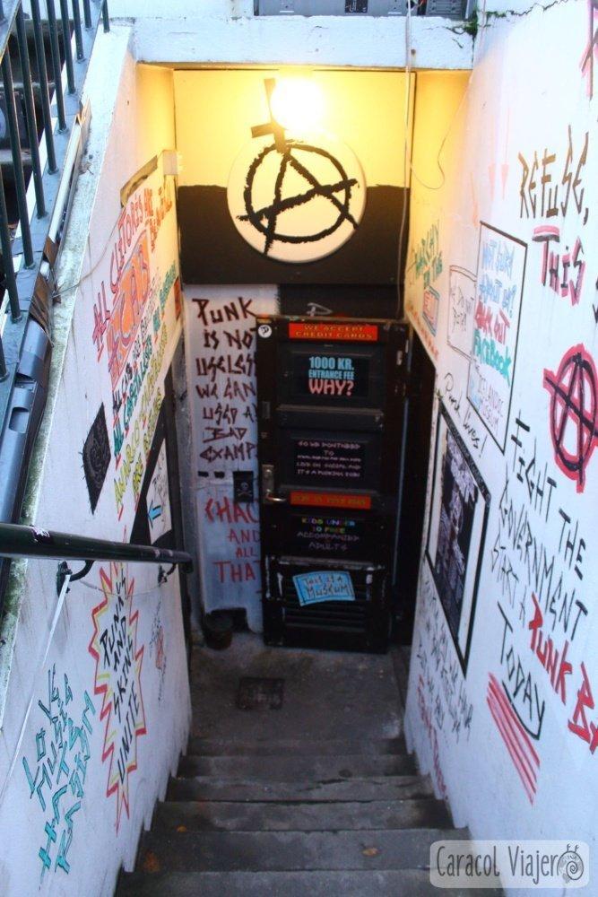 Reikiavik museo del punk