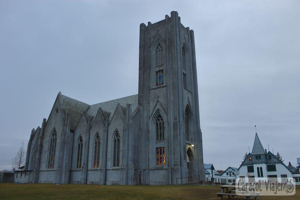 Iglesia católica en Islandia