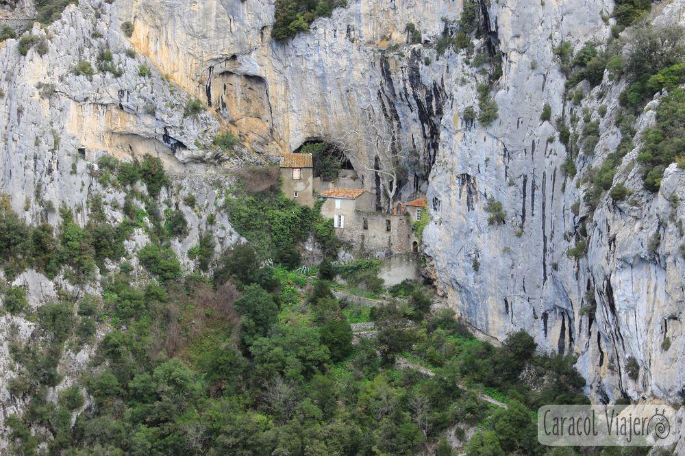 Qué ver en Francia ermita de Saint Antoine