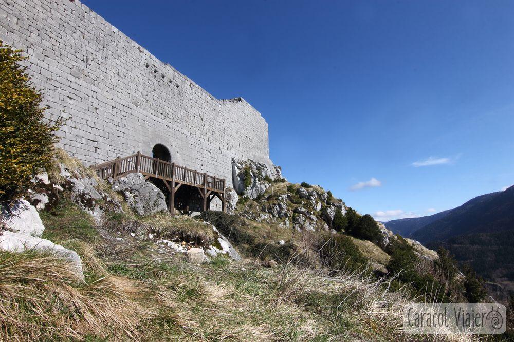 Visitar el castillo de Montségur: - ruta de los cátaros