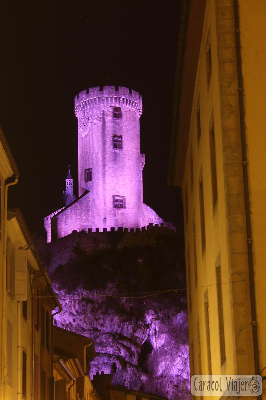 Foix nocturno
