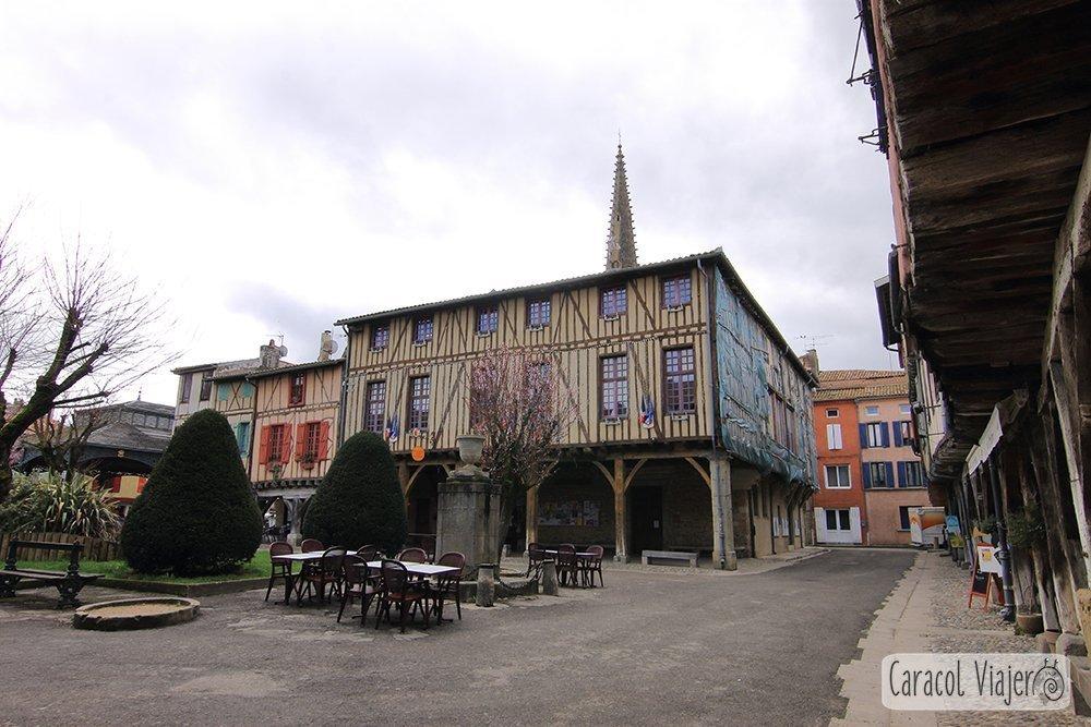 castillos del sur de Francia