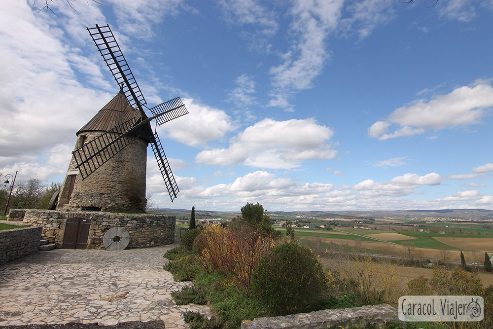 ruta del sur de Francia