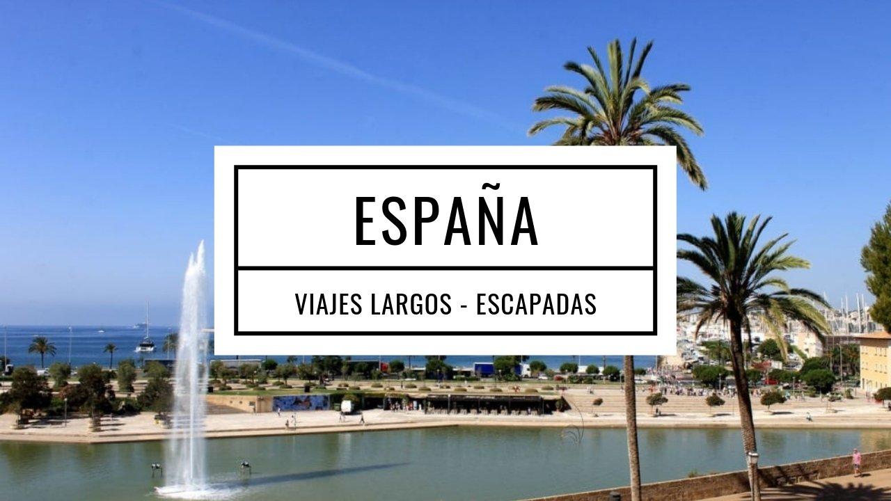 España rutas