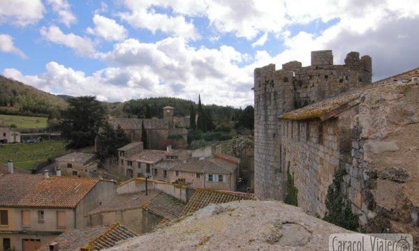 Abadía de Fontfroide | Castillos de Aguilar, Termes