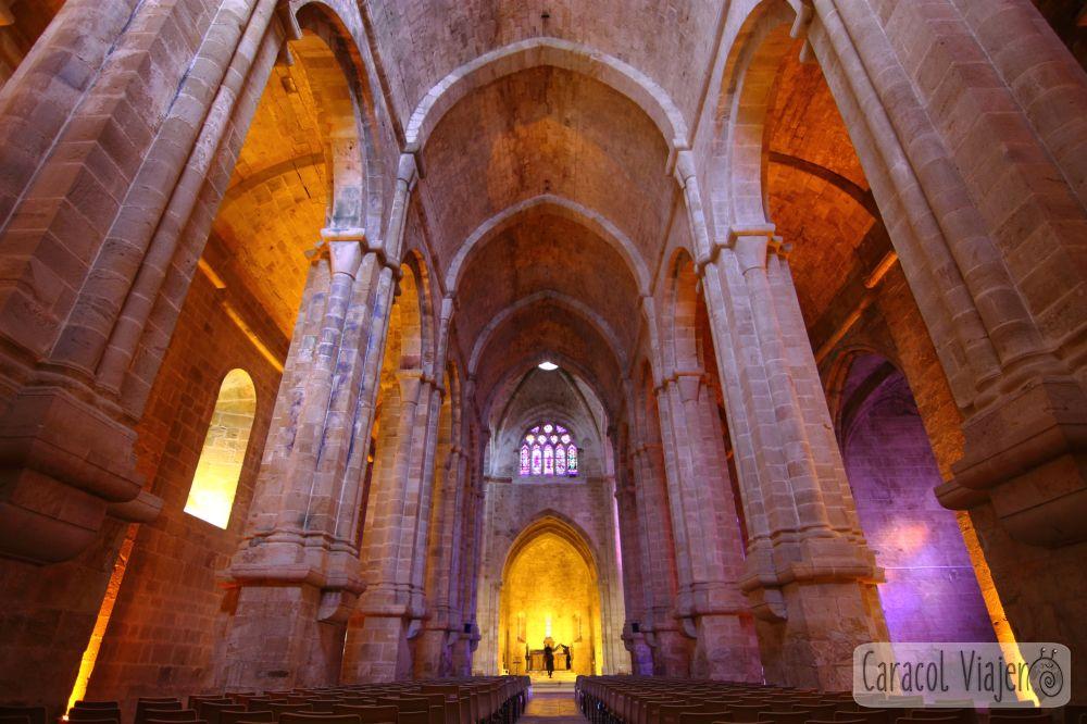 Ruta de los cátaros: abadía de Fontfroide